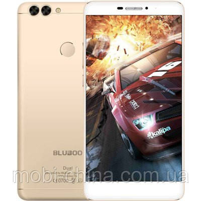 """Смартфон Bluboo Dual 16GB  5,5""""  Gold ''''"""