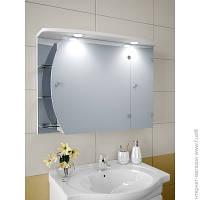 Шкаф-зеркало Garnitur 11N с подсветкой (200110)