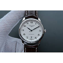 Longines Masters Collection Steel