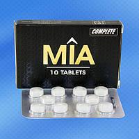 «МИА» - таблетки для мужчин  фитопрепарат  компании  «COMPLETE   PHARMA»