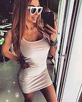 Короткое платье мини