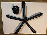 Замена крестовин на компьютерных креслах