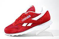 Кроссовки женские Reebok Classic Leather (Red)