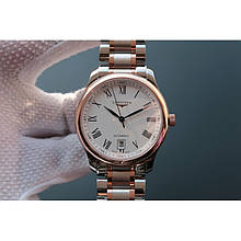 Longines Masters Collection Steel-Roman