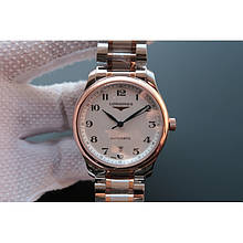 Longines Masters Collection Steel-Write