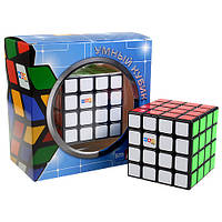 Кубик Рубика 4х4х4 яркие наклейки