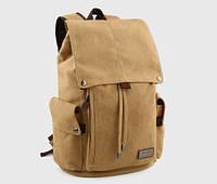 Городской рюкзак MOYYI Canvas Fashion BackPack (khaki)