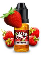Strawberries e-Juice, 30мл, VG 80%+ [ Max VG ] нет, 1.5, 30