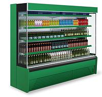 Холодильный стеллаж (горка) 1.3 BALI, фото 1