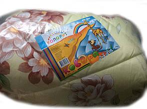 Детское одеяло КОЛОРИТ (синтепон) 105*140, фото 2