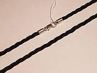 Шовковий плетений ювелірний шнурок. Артикул 4027
