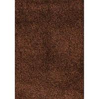 Ковер коричневый Chocolate