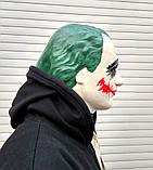 Маска Джокер на Хэллоуин, фото 2