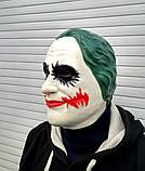 Маска Джокер на Хэллоуин, фото 3