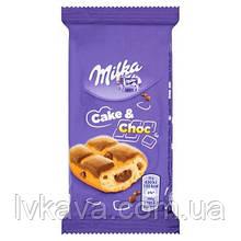 Бисквит Milka Cake&Choc, 35 гр