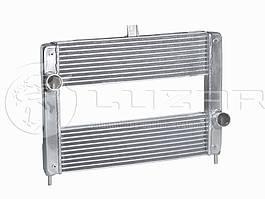 Радиатор интеркулера (ОНВ) Газель Бизнес дв.Cummins ISF 2.8 (пр-во LUZAR)