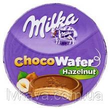 Шоколадные  вафли Milka , 30 гр