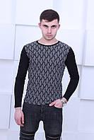 Черный мужской свитер Dolce&Gabanna