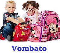 ТМ VOMBATO ранцы, рюкзаки, сумки