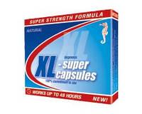 XL-супер капсулы (12 шт.) – тонизируют, повышают мужскую потенцию, усиливают эрекцию, половое влечение