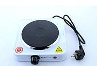 Электроплита на одну комфорку настольная переносная Domotec MS-5821 (диск)