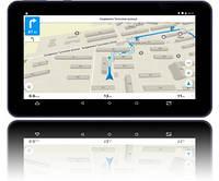 """7042 GPS навигатор (7,0"""", ОС Андройд), SHUTTLE"""