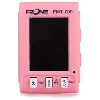Тюнер-метроном прищепка FZONE FMT700 Pink*