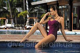 Цельный купальник  Gabrielle 2 Marko XL, бордовый