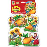Беби Пазлы Сказки Репка Vladi Toys