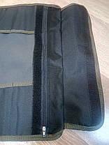 Чехол-скрутка для инструментов, 580х410 мм, полиэстер, фото 2