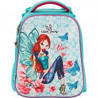 Рюкзак шкільний каркасний (ранець) 531 Winx fairy couture  W17-531M
