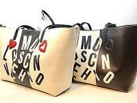 Женская летняя сумка Love Moschino