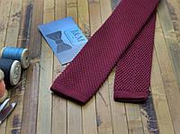 Вязаный галстук (020207), фото 1