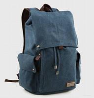 Городской рюкзак MOYYI Canvas Fashion BackPack (blue)