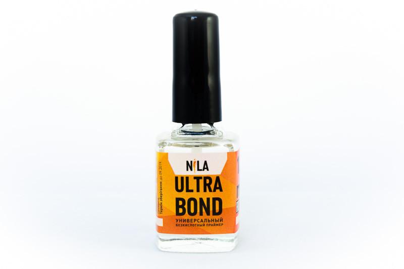 Nila Ultra bond Праймер безкислотный 12 мл