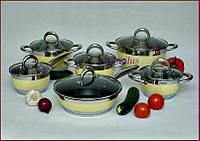 Набор посуды Hoffner 9940 12 элементов Original