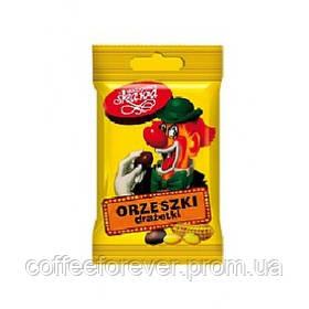 Драже орешки в шоколаде Клоун,60 гр