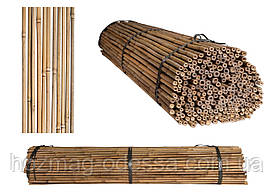 Бамбуковая опора диаметр.10-12мм, L-1,05м