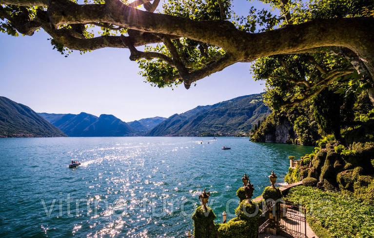 """Экскурсионный тур в Европу """"Озера Италии - Гарда, Комо, Маджоре"""""""