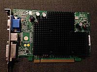 ВИДЕОКАРТА Pci-E RADEON X 1300 на 256 MB с ГАРАНТИЕЙ ( видеоадаптер X1300 256mb  )