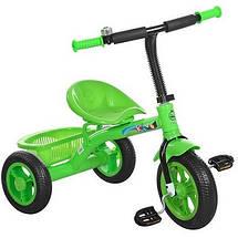 Детские трехколесные велосипеды без ручки