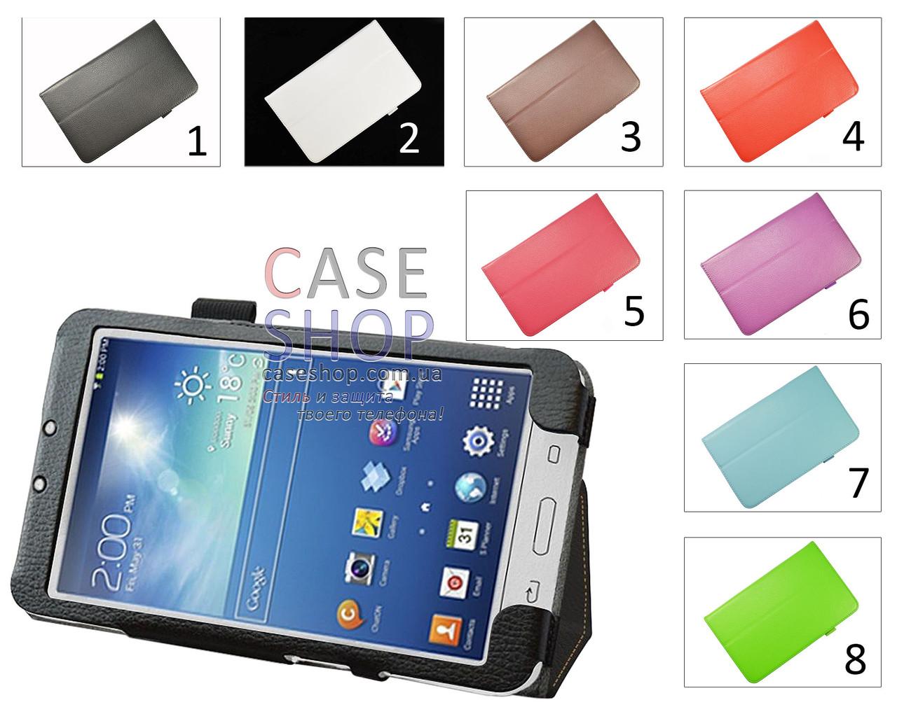 Откидной чехол для Samsung p8200 Galaxy Tab 3 8.0