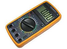 Мультиметр (тестер) цифровий DT-9207А SKU0000683
