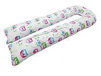 Подушка для беременных и кормящих мам Kidigo™ U-образная