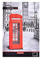 Блокнот А4/96 листов обложка 7 БЦ YES 4 дизайна
