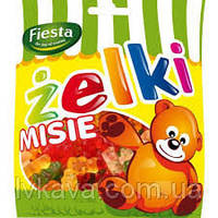 Жевательные конфеты Zelki Misie ,80 гр