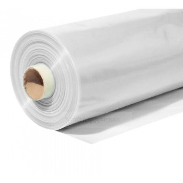 Поліетиленова плівка теплична класична 40 мкм (6 м х 100 м. п.)