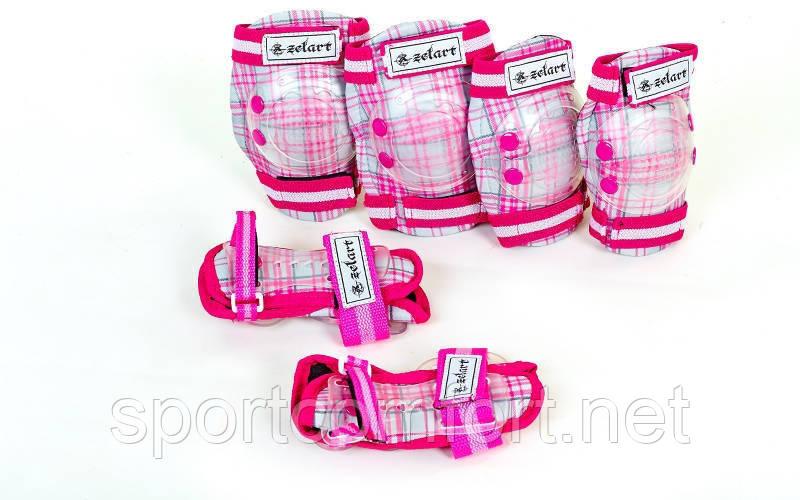 Защита для роликов подростковая (8-12 лет) Candy