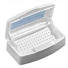 Пластиковый стерилизатор  с окошком (бокс) для дезинфекции инструментов