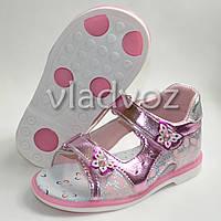Босоножки сандалии для девочки, девочек розовые Y. Top 25р.